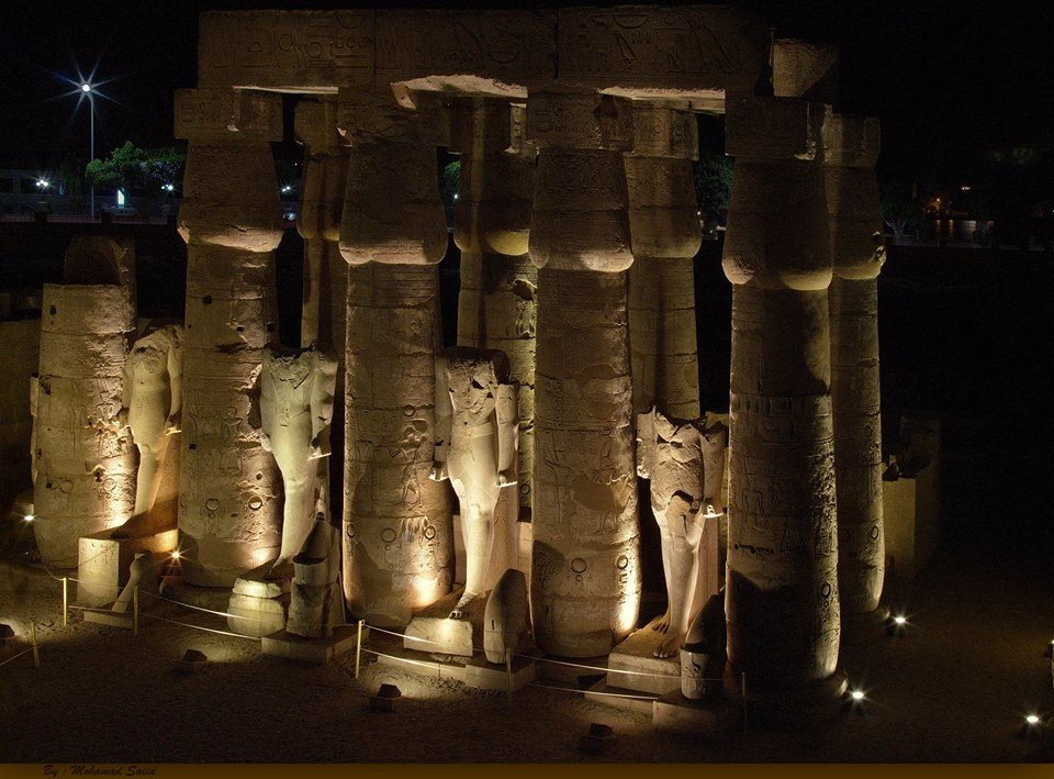 معبد الكرنك – الأقصر
