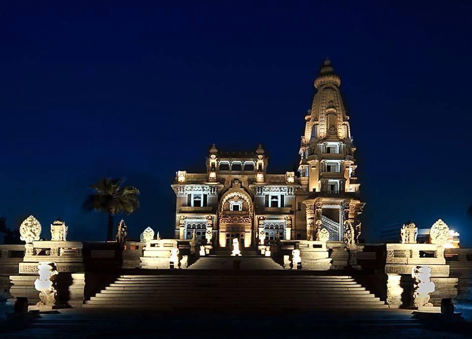 قصر البارون – مصر الجديدة – القاهرة الساحرة