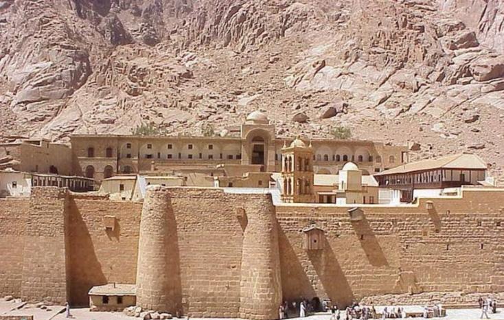 دير سانت كاترين – جنوب سيناء