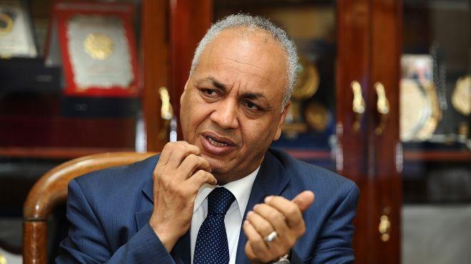 مصطفى بكري: القبض على محمود عزت يؤكد مدي تقدم وكفاءةجهاز الأمن المصري