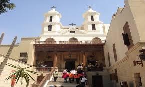 الكنيسة المعلقة – مجمع الأديان – مصر القديمة