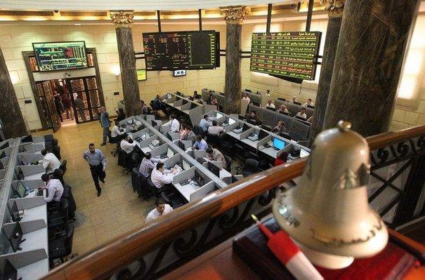 ارتفاع مؤشرات البورصة المصرية مع بداية تعاملات الاسبوع