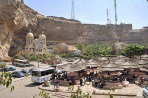 كنيسة القديس سمعان - القاهرة