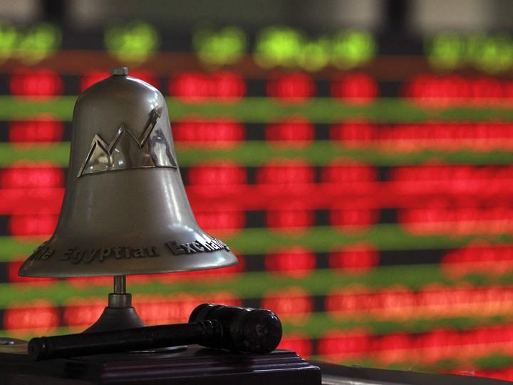 خسائر البورصة المصرية تبلغ 15 مليار جنيه في مستهل تعاملات الأسبوع