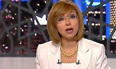 غياب لميس الحديدي عن تقديم « هنا العاصمة » على سي بي سي