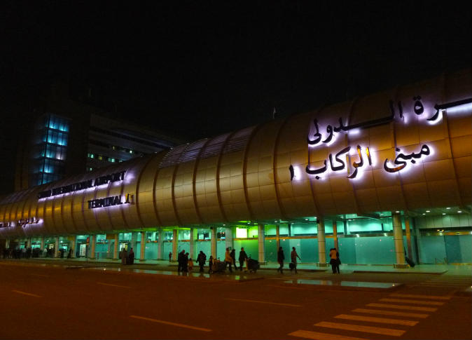 هبوط اضطراري لطائرة الخطوط الإيطالية بمطار القاهرة بسبب سوء الأحوال الجوية