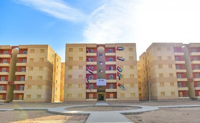 القوات المسلحة تنتهى من تنفيذ 13008 وحدة ضمن مشروع الإسكان الاجتماعى
