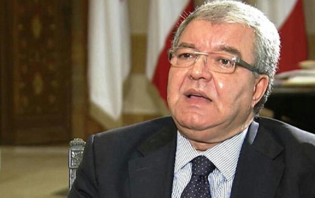 وزير الداخلية اللبناني: الصراع على الرئاسة أحد أسباب عرقلة تشكيل الحكومة