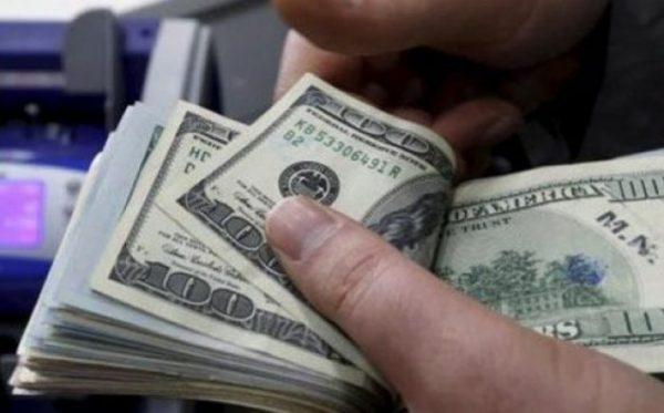 الدولار يخسر 19 قرشا أمام الجنيه المصرى فى أسبوع