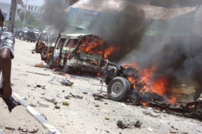 مقتل 40 شخصا في هجوم مسلح شمال شرقي نيجيريا