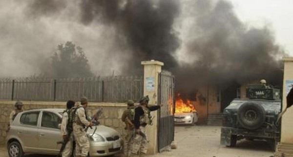 مقتل شخص وإصابة 11 آخرين فى انفجار قنبلة شرق أفغانستان