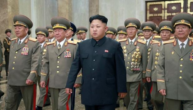 بيونج يانج : الزعيم الكورى الشمالى أشرف شخصيا على التجربة الصاروخية الجديدة