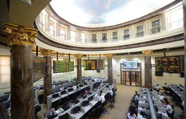 ارتفاع جماعي لكافة مؤشرات البورصة المصرية في بداية تعاملات اليوم