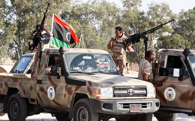 الجيش الوطني الليبي يلقي القبض على مقاتلين تركيَين في معارك طرابلس