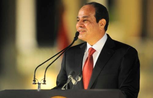 الرئيس السيسى: مصر لم ولن تتهاون مع الجماعات الإرهابية