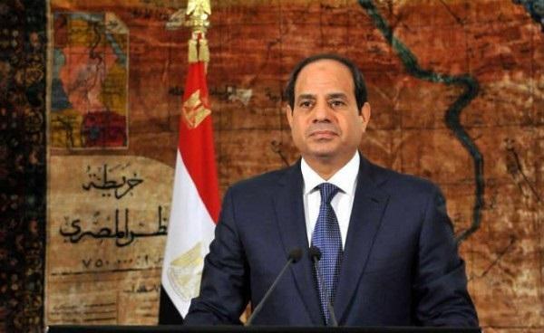 الرئيس السيسي يبعث برقية تهنئة إلى أمير الكويت الجديد نواف الأحمد
