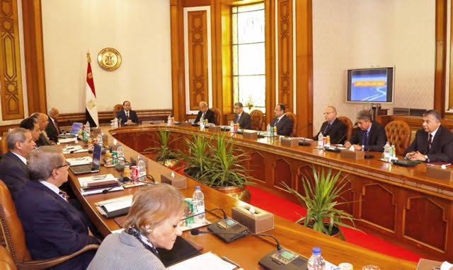 مجلس الأمن القومي يواصل اجتماعه ويناقش عدداً من الموضوعات الداخلية