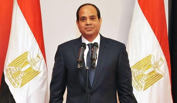 الرئيس السيسي يشدد على ضرورةتعزيز الجهد الدولى لمكافحةتفشى الإرهاب