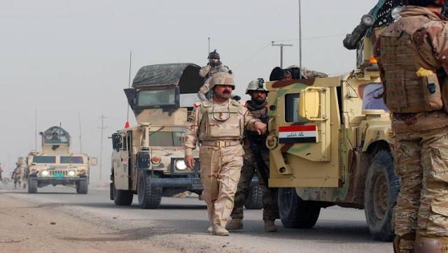 الاستخبارات العراقية تلقى القبض على إرهابيين اثنين فى بغداد
