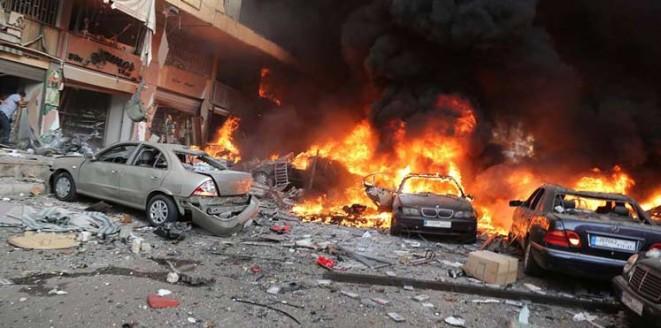 تسعة قتلى بتفجير انتحاري غرب العراق