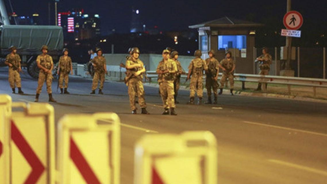 الرئاسة التركية: الانقلابيون قدموا موعد تحركهم 6 ساعات بعد كشفهم