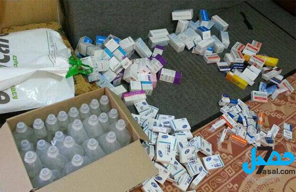هيئة الدواء: ضبط أدوية مهربة ومنتهية الصلاحية بعدد من الصيدليات والمخازن
