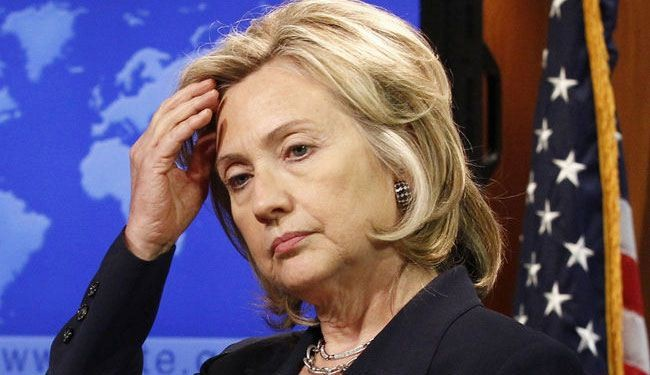 كلينتون تغادر حفل تأبين ضحايا 11 سبتمبر بسبب «الحمى»