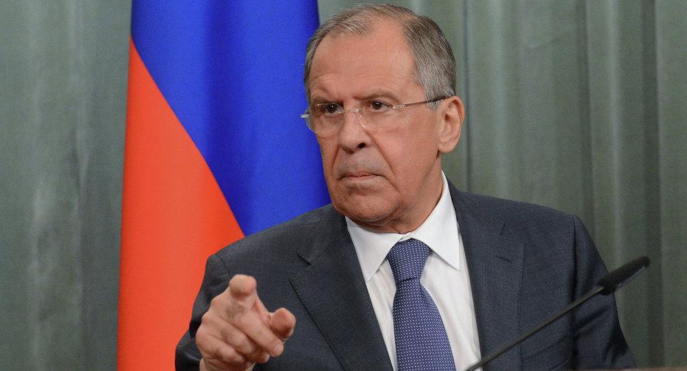 وزير الخارجية الروسي : نؤكد ضرورة استكمال عملية محاربة الإرهاب في سوريا