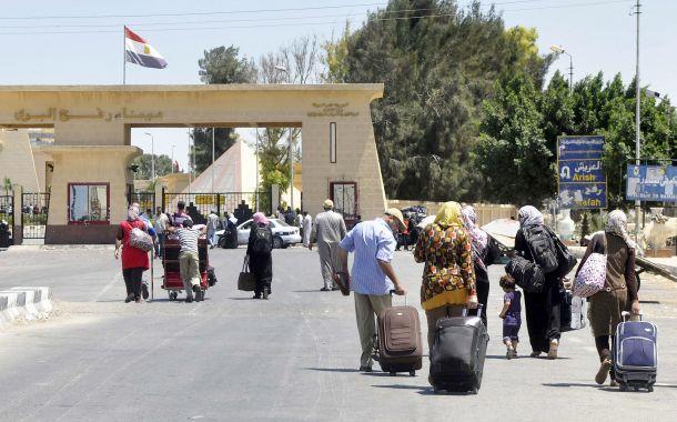 فتح معبر رفح البري لتيسير عودة الحجاج الفلسطينيين