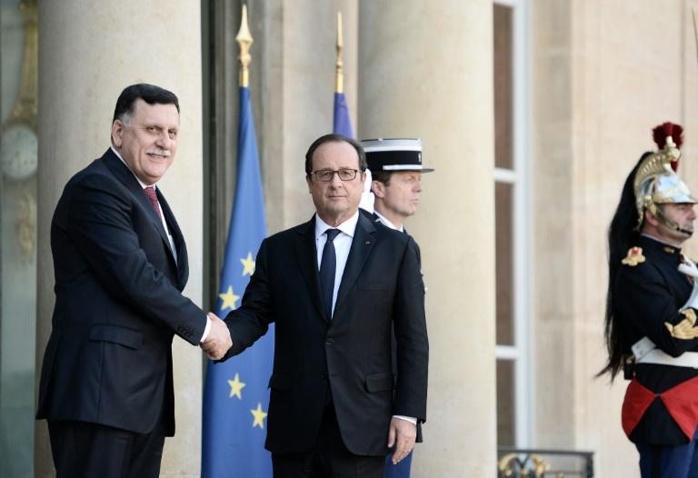 رئيس الوزراء الليبي يدعو للحوار تجنبا للحرب الأهلية