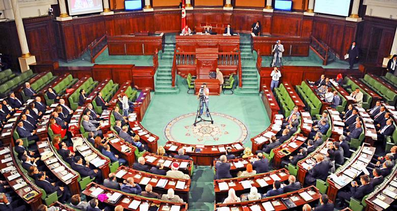 البرلمان التونسي يناقش غدا تنقيح القانون الانتخابي