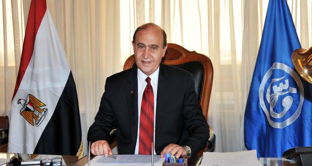 مهاب مميش : توقيع عقود جديدة للمنطقة الصناعية بشرق بورسعيد قريبا