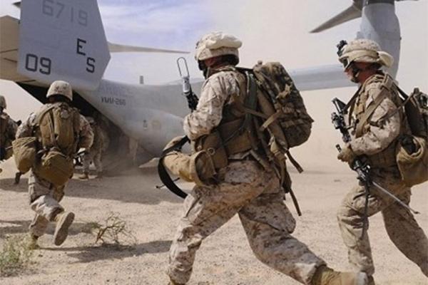 الولايات المتحدة توجه فريقا عسكريا لإستونيا لمكافحة القرصنة الإلكترونية