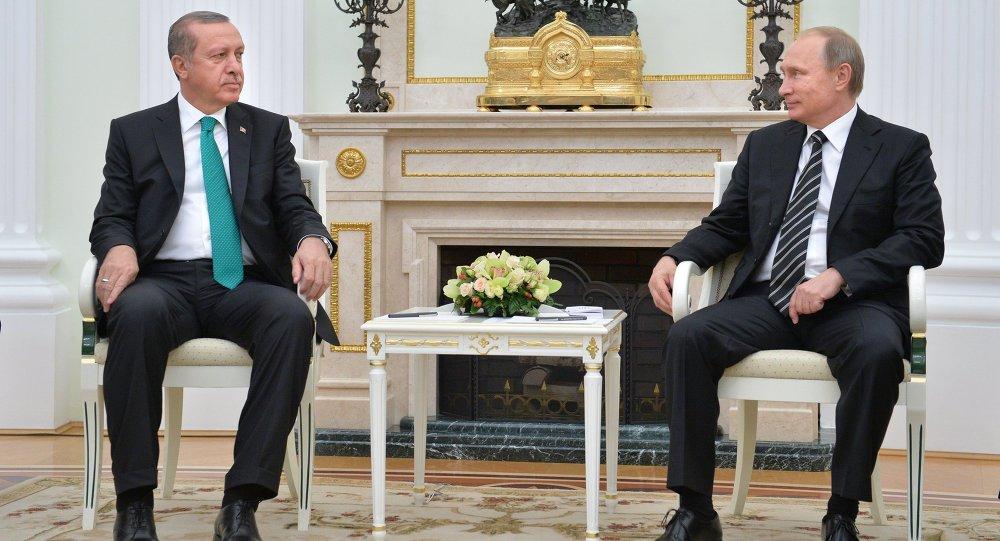 """روسيا: قمة """"بوتين – أردوغان"""" ينايرالمقبل"""
