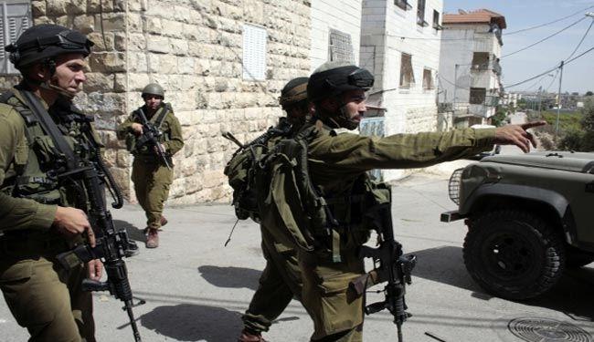 قوات الاحتلال تعتقل 24 فلسطينيا من القدس والضفة الغربية