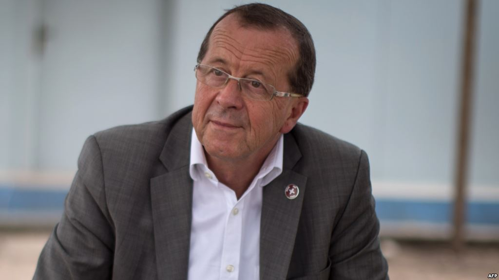 مارتن كوبلر مبعوث الأمم المتحدة لليبيا