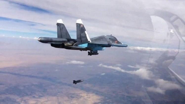 الطيران الروسي نفذ 18 ألف طلعة جوية منذ بدء العملية العسكرية في سوريا