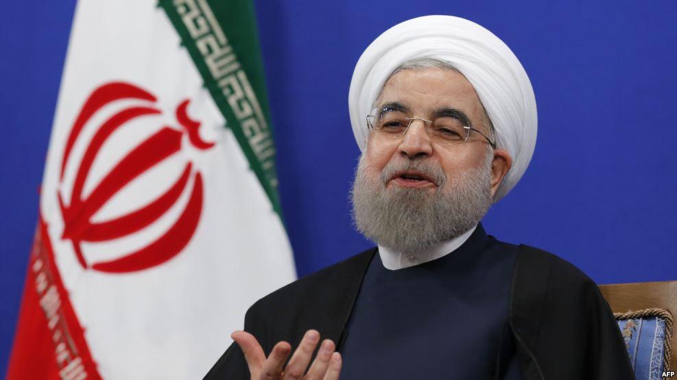 روحاني : امريكا لا تستطيع أن تقرر ما يجب ان تفعله إيران والعالم