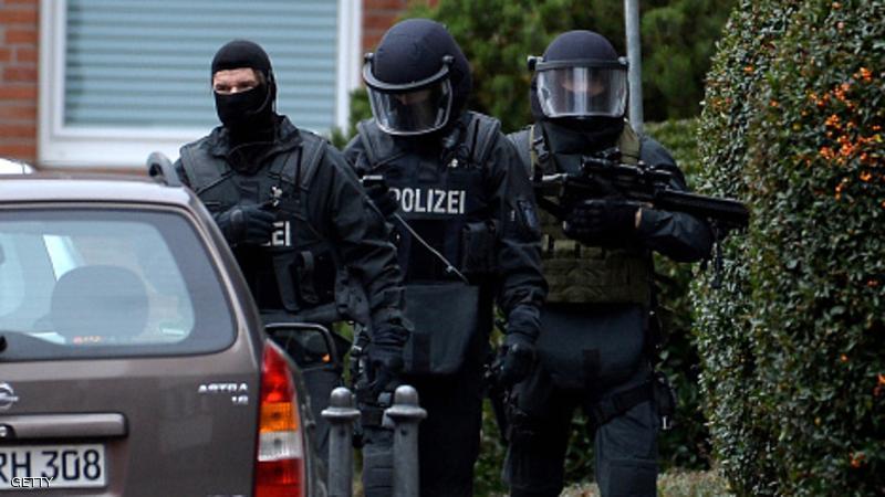 اعتقال 4 سوريين في ألمانيا لمواجهتهم اتهامات تتعلق بالإرهاب