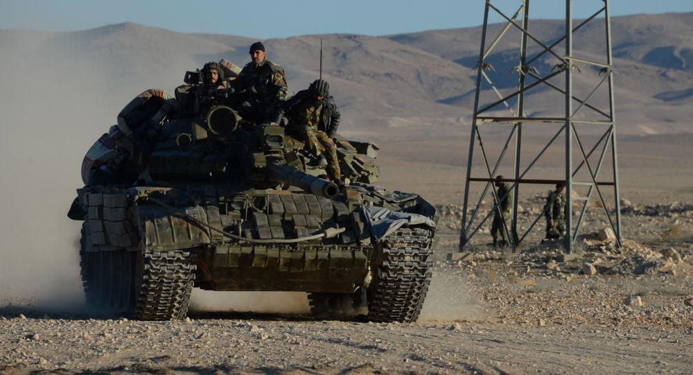 المرصد السوري: تجدد قصف القوات الحكومية على غوطة دمشق الشرقية