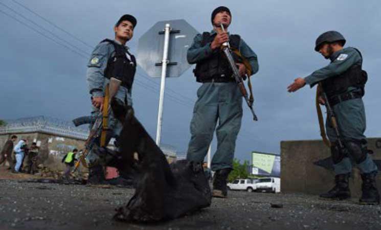 مقتل  3 أشخاص في حادث إطلاق نار داخل مسجد بأفغانستان