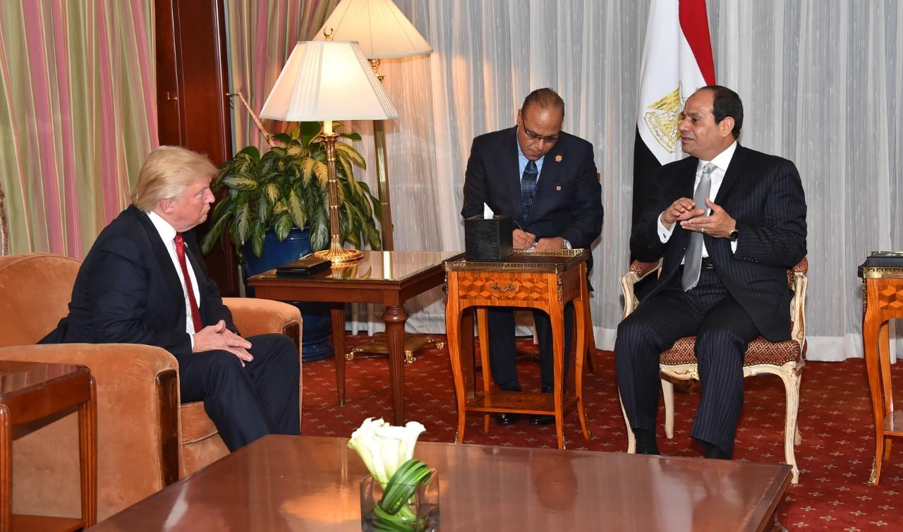 محادثات السيسي – ترامب بشأن ليبيا ومفاوضات سد النهضة.. أبرز اهتمامات صحف القاهرة