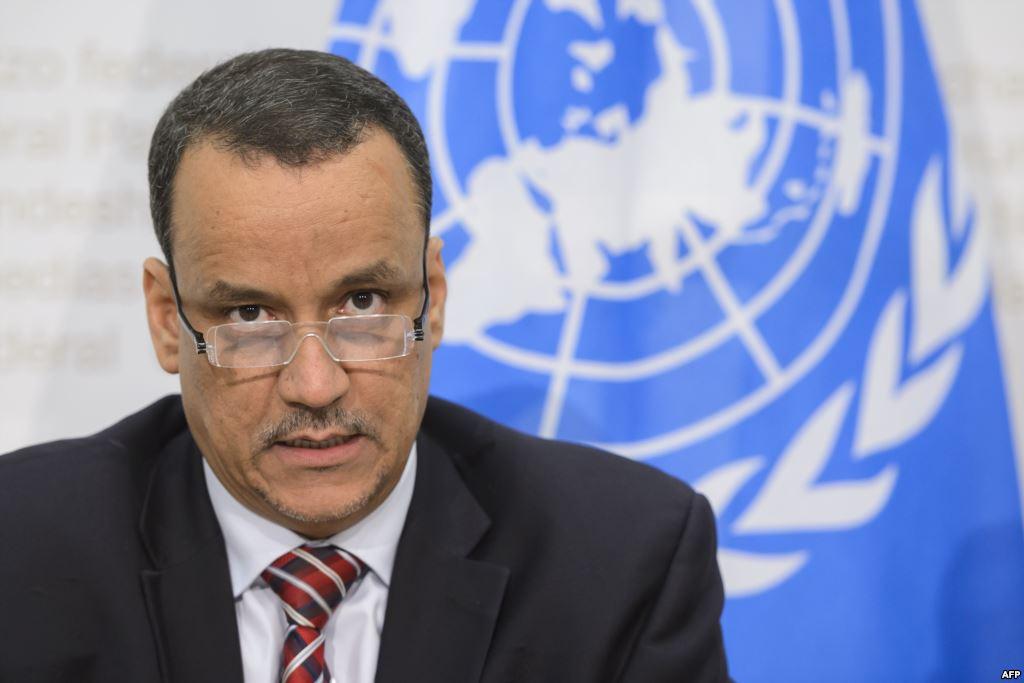 المبعوث الأممي لليمن : المجتمع الدولي يقف إلى جانب السلام العادل
