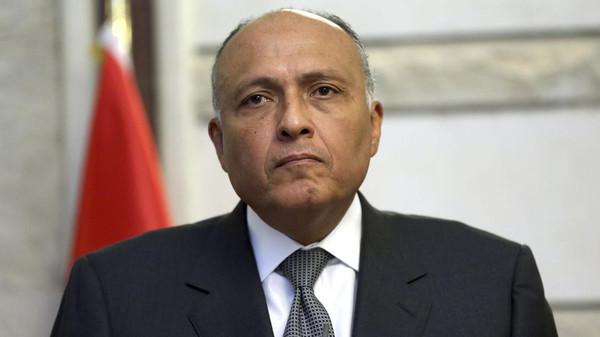 وزير الخارجية يطلع البرلمان العربى على آخر التطورات بشأن سد النهضة الإثيوبى