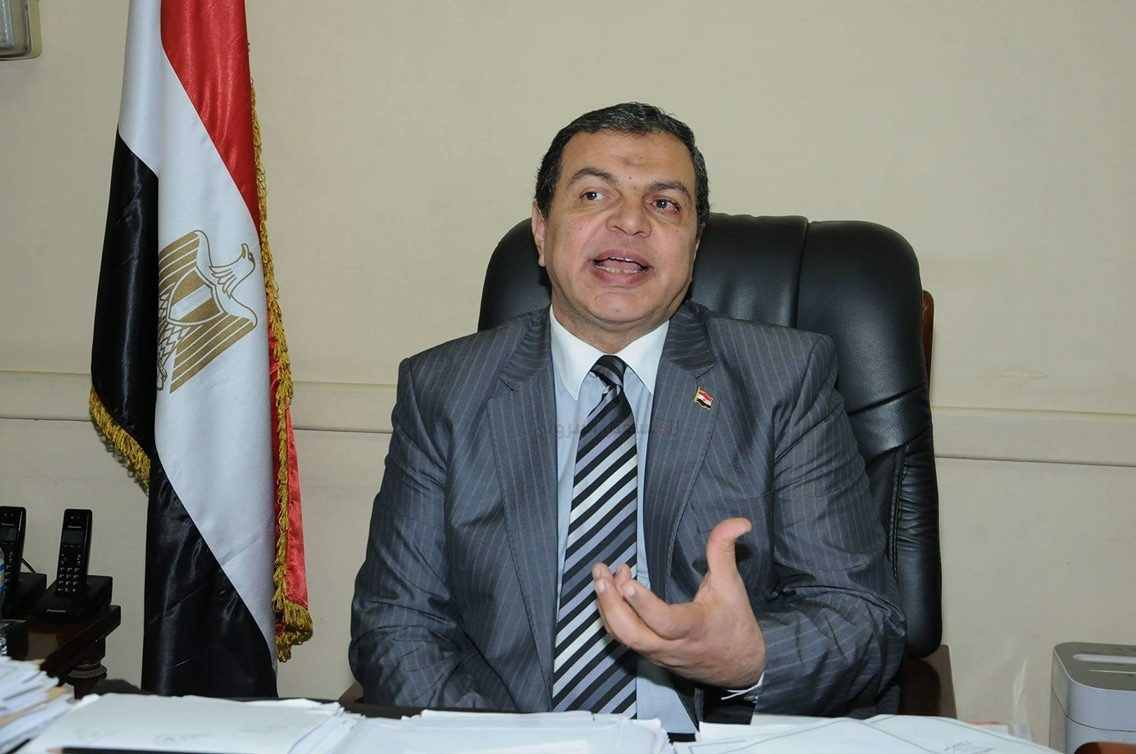 وزير القوى العاملة : فيروس كورونا يثبت للعالم أن إجراءات السلامة ضرورة حتمية