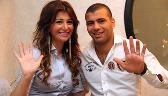 الليلة   متعب و نعوم في ضيافة عمرو أديب على «ON E»