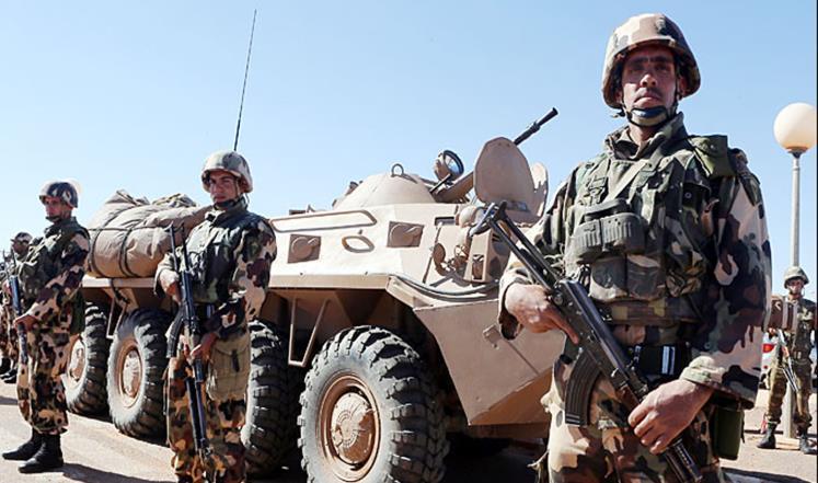 إرهابي مطلوب يسلم نفسه للسلطات الجزائرية بولاية تمنراست جنوبي البلاد