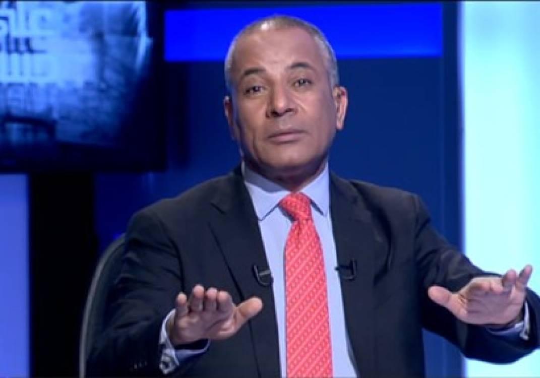 الاعلامي احمد موسي