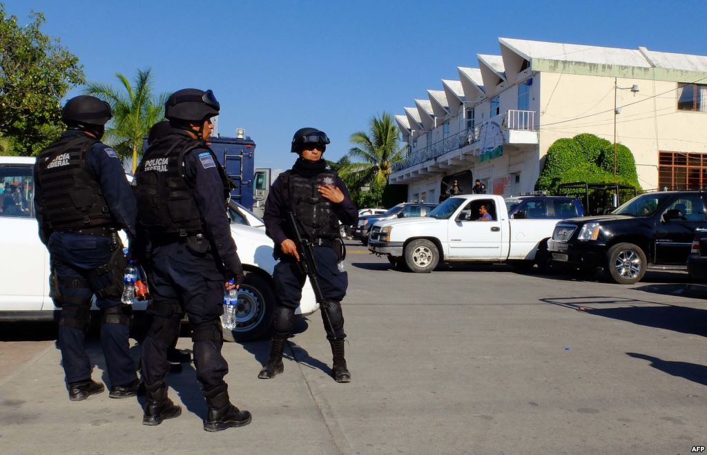 السلطات المكسيكية : شهر مايو الماضى هو الأكثر دموية منذ 20 عاما