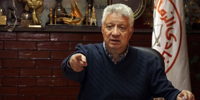 فيديو| مرتضى منصور يهدد بعدم اكمال الدوري